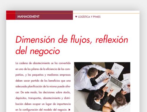 Dimensión de flujos, reflexión del negocio